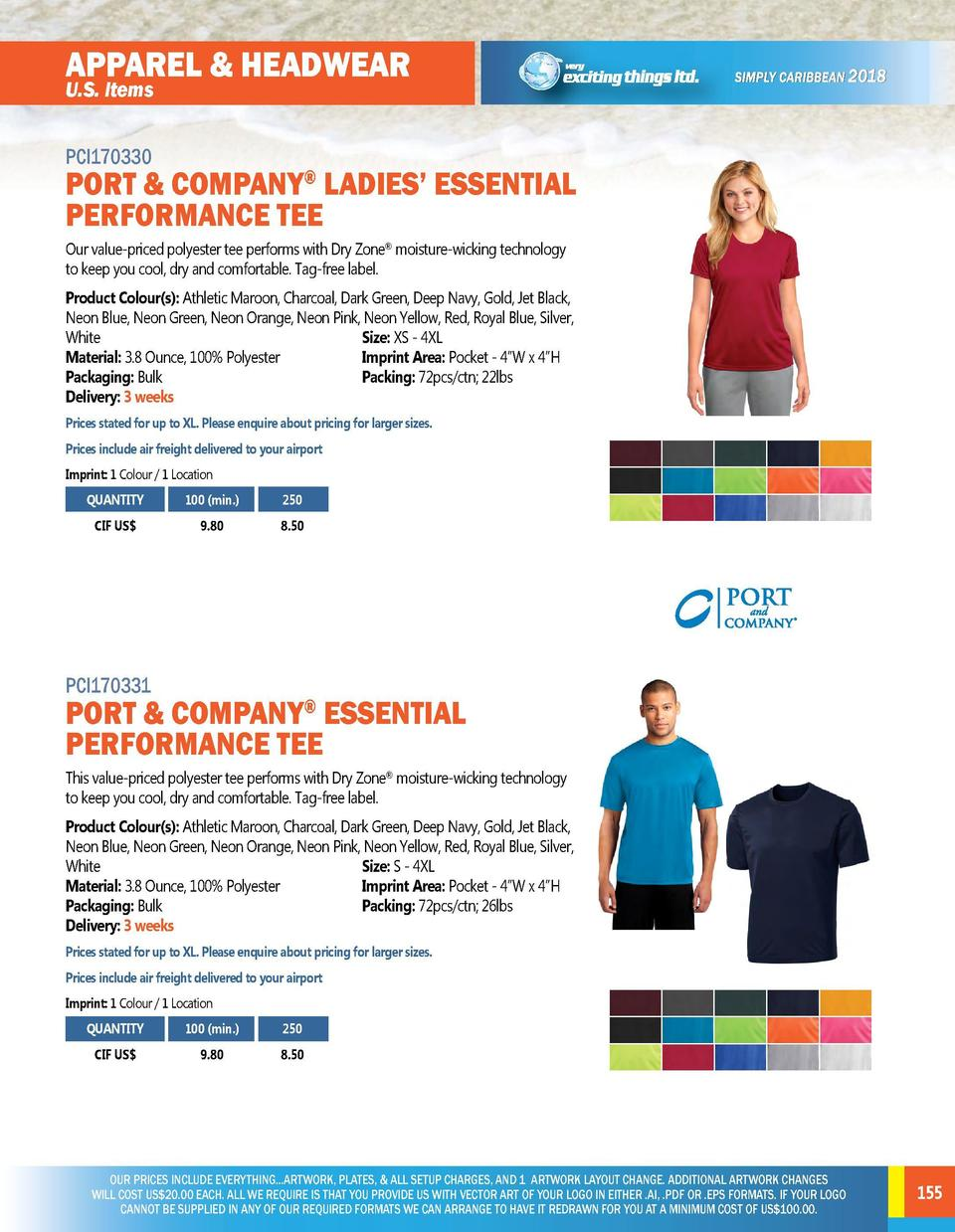 APPAREL   HEADWEAR  APPAREL   HEADWEAR  U.S. Items  PCI170329  U.S. Items  GILDAN ADULT DRYBLEND T-SHIRT         Pre-shrun...