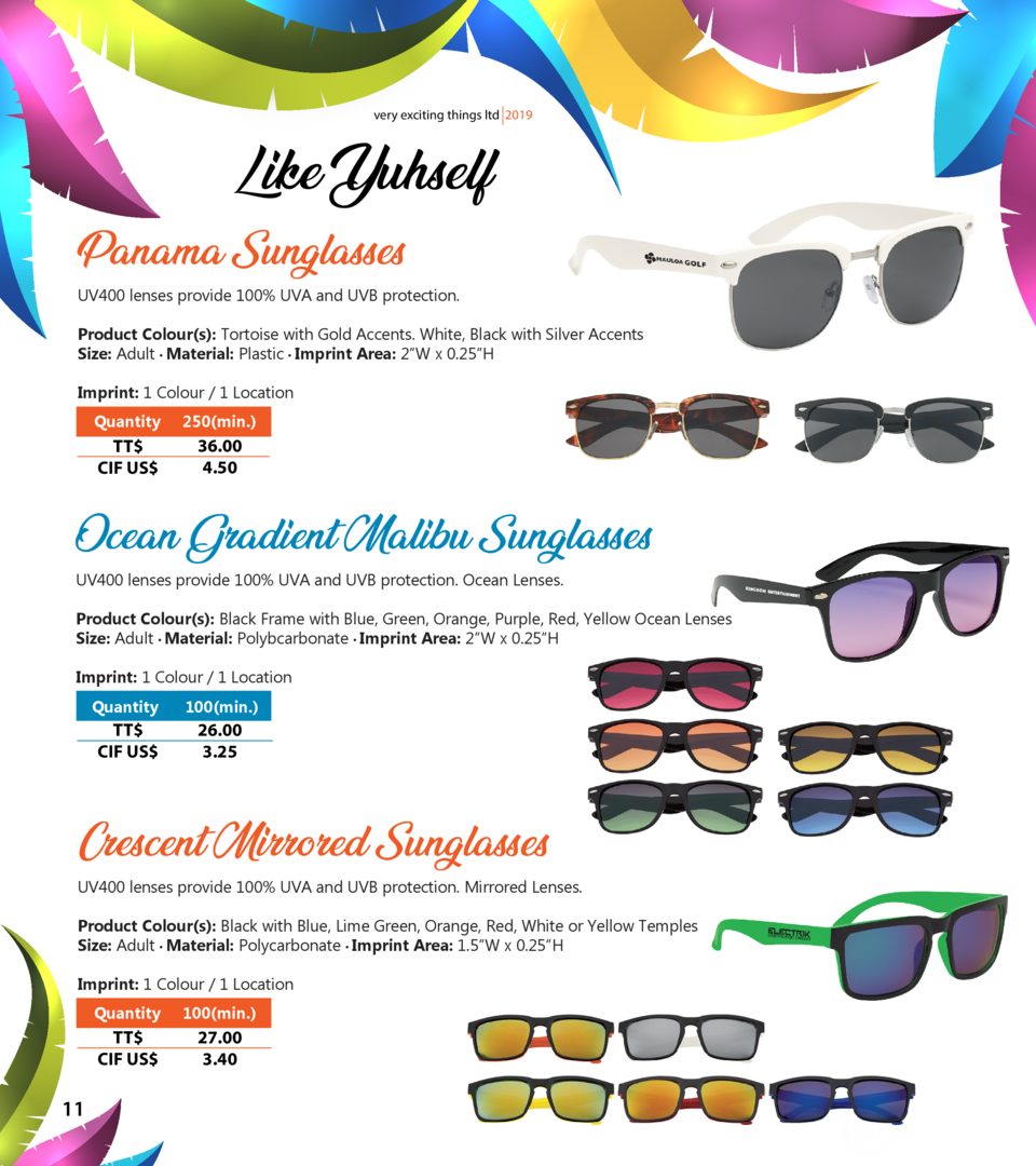 very exciting things ltd 2019  Like Yuhself  Panama Sunglasses  UV400 lenses provide 100  UVA and UVB protection. Product ...